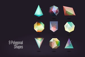 9 Polygonal shapes