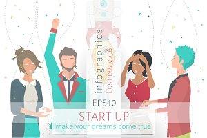 Infographics: StartUp