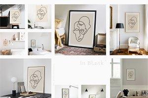 "Printable Art Prints ""Be or Not"""