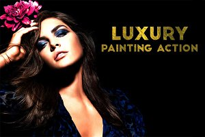 Luxury Painting Action