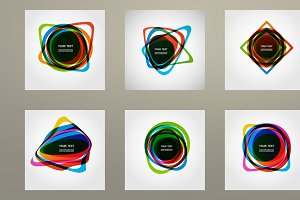 Set abstract vector form