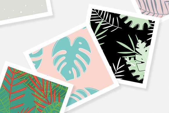 200 Vector Patterns Bundle in Patterns - product preview 2