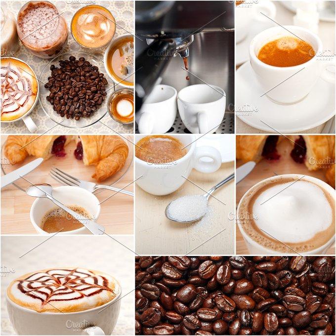coffee collage.jpg - Food & Drink