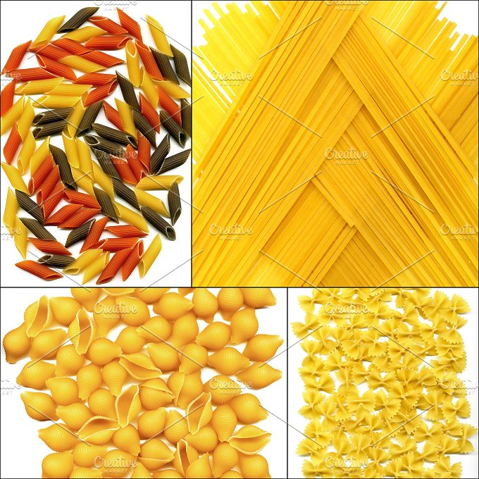 pasta collage 25.jpg - Food & Drink
