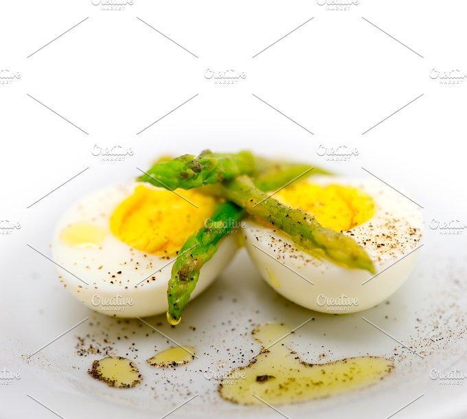 asparagus and eggs 015.jpg - Food & Drink