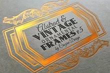 10 Frames Vol.5 - Vintage Ornament