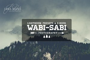 Wabi-Sabi Bundle: eBook & LR Presets