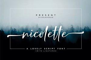 Nicolette Script