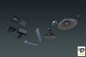Lamps Set #2