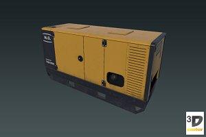 Stationary Diesel Generator #2