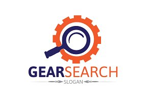 Gear Search Logo