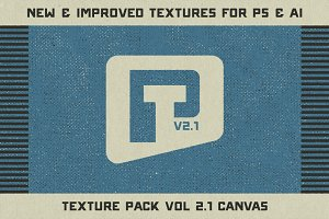 Texture Pack Vol. 2 Canvas