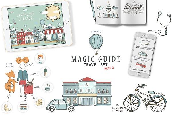 Magic Guide Travel Kit Part 2