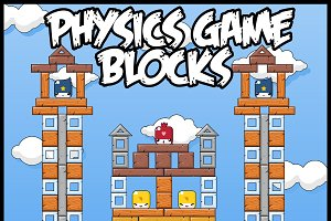 Physics Game Block Set 1