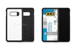 Galaxy S10 E 2d RubberFlex Case