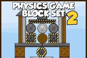 Physics Game Block Set 2