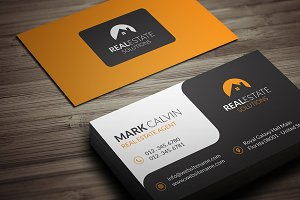 Real Estate Business Card 39