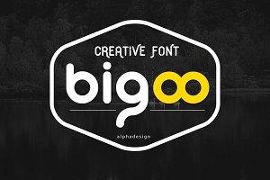 Bigoo TureType Font