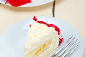 whipped cream mango cake with red rose petals 031.jpg