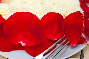 whipped cream mango cake with red rose petals 026.jpg