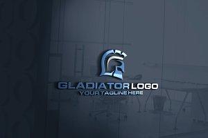 Gladiator Logo Template