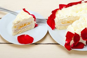 whipped cream mango cake with red rose petals 041.jpg
