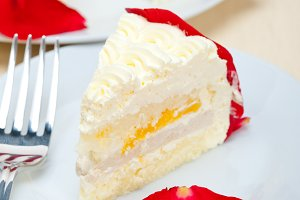 whipped cream mango cake with red rose petals 048.jpg