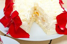 whipped cream mango cake with red rose petals 051.jpg