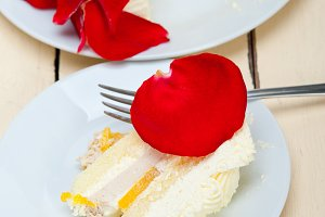 whipped cream mango cake with red rose petals 064.jpg