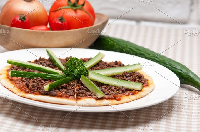 turkey beef pizza 06.jpg - Food & Drink