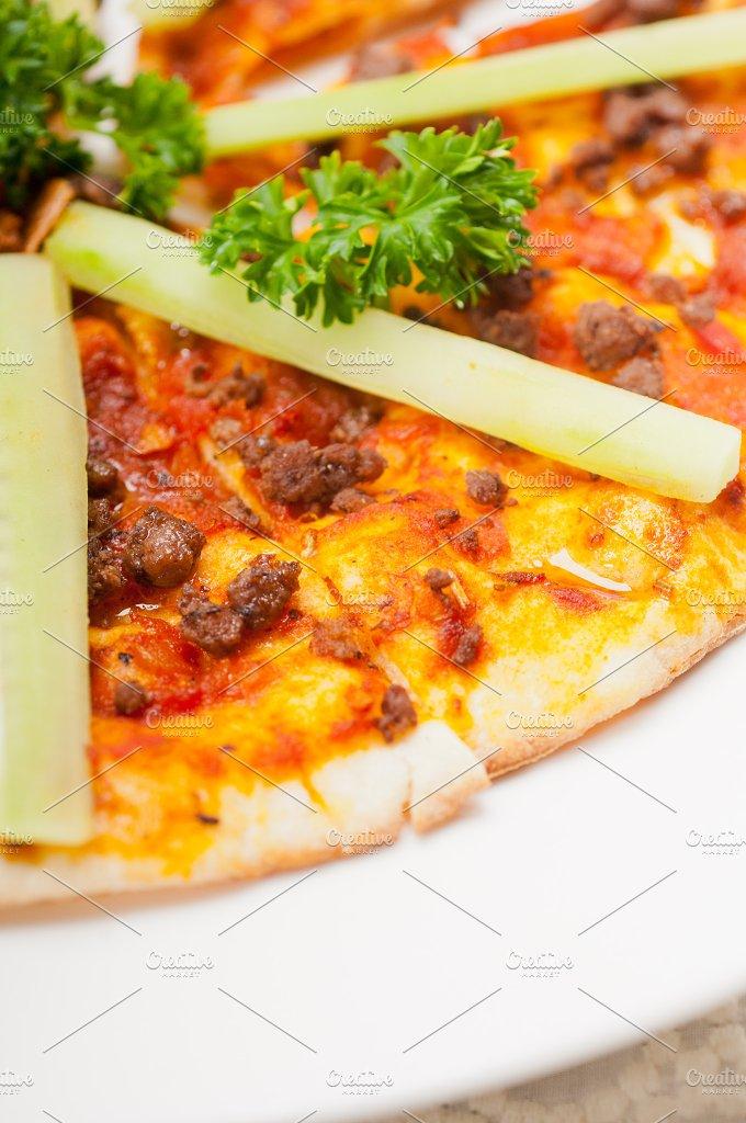 Turkish beef pizza pita 17.jpg - Food & Drink