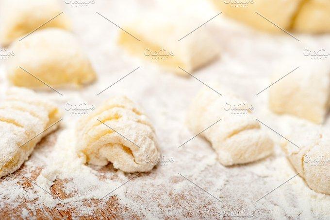 traditional Italian potato gnocchi 004.jpg - Food & Drink