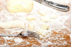 traditional Italian potato gnocchi 010.jpg