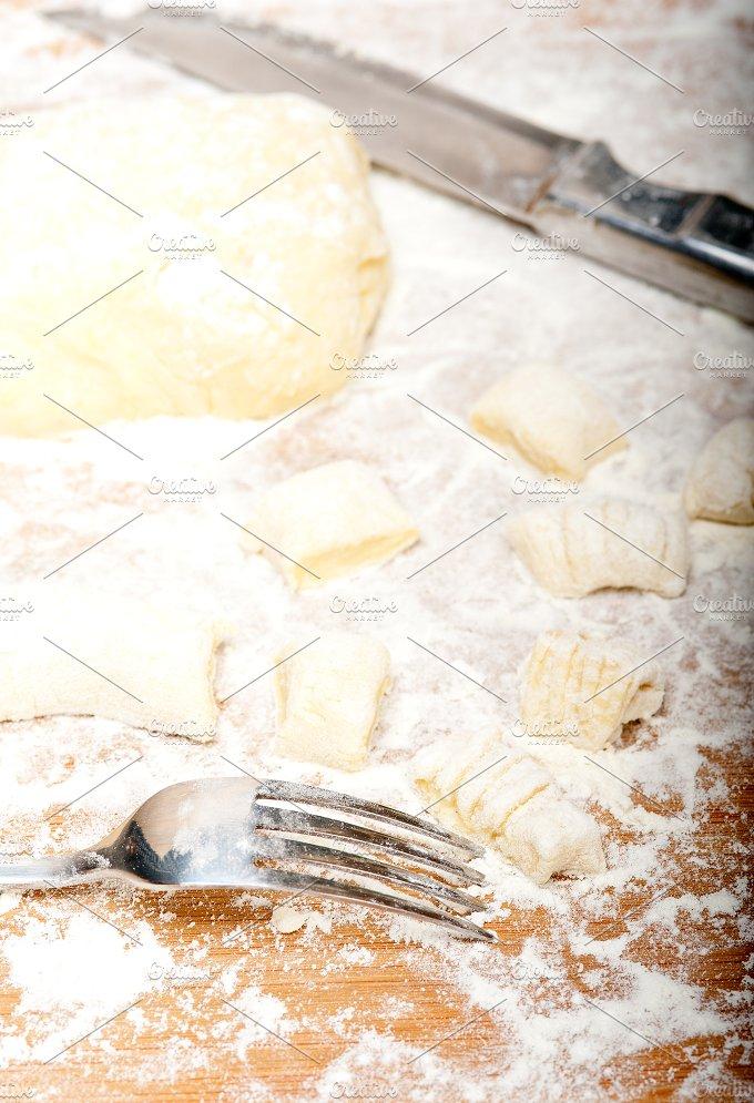 traditional Italian potato gnocchi 011.jpg - Food & Drink