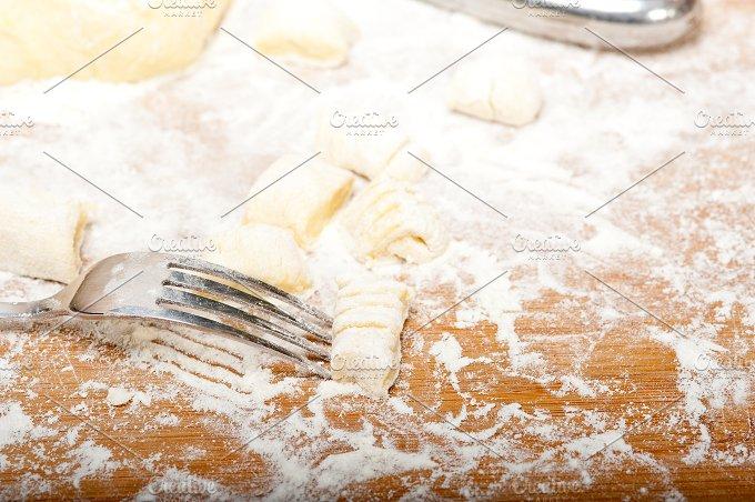 traditional Italian potato gnocchi 016.jpg - Food & Drink