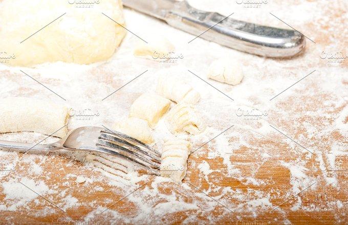 traditional Italian potato gnocchi 017.jpg - Food & Drink
