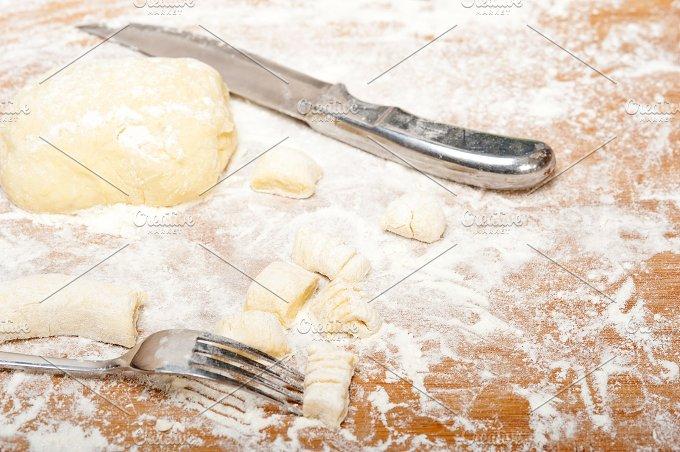 traditional Italian potato gnocchi 018.jpg - Food & Drink