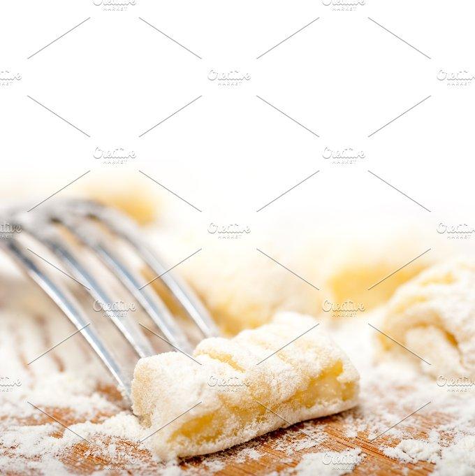 traditional Italian potato gnocchi 019.jpg - Food & Drink