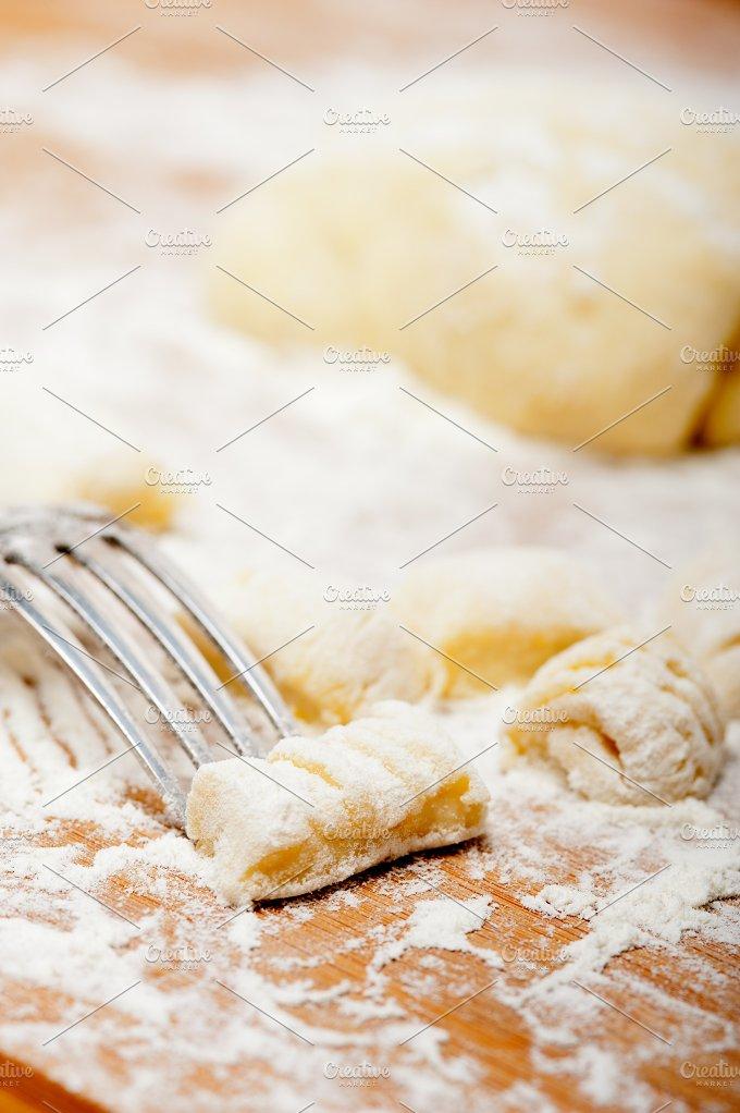 traditional Italian potato gnocchi 020.jpg - Food & Drink