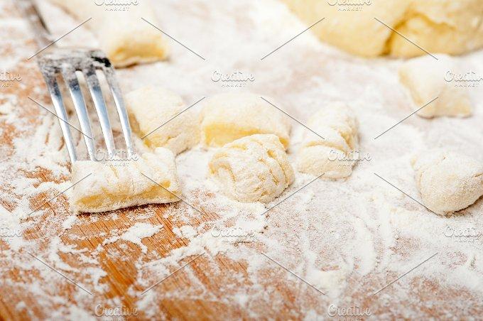 traditional Italian potato gnocchi 024.jpg - Food & Drink