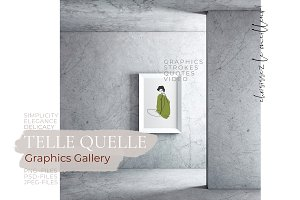 Telle quelle.Graphics Gallery