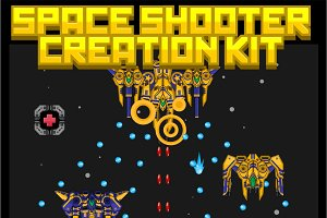 Space Shooter Creation Kit