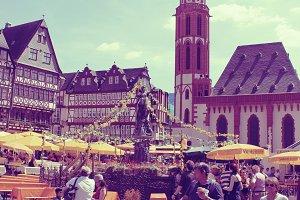 Festival on Roemer Frankfurt