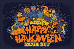Halloween mega set