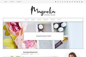 Wordpress Theme Magnolia
