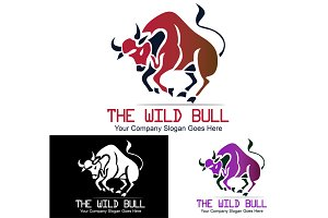 The Wild Bull Logo