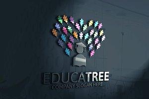 Education Tree Logo