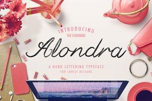 Alondra Font