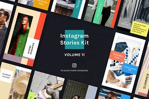 Instagram Stories Kit (Vol.11)