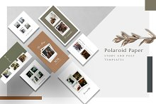 ANIMATED Polaroid Instagram Pack by  in Social Media